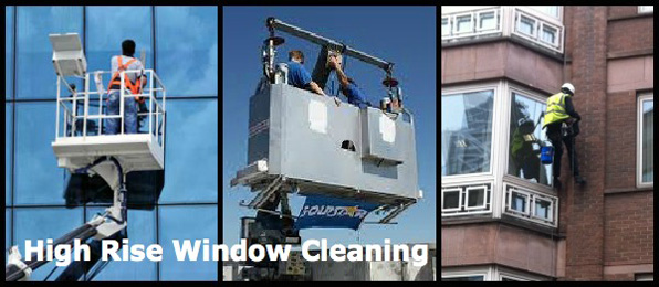 High rise window cleaning Luton