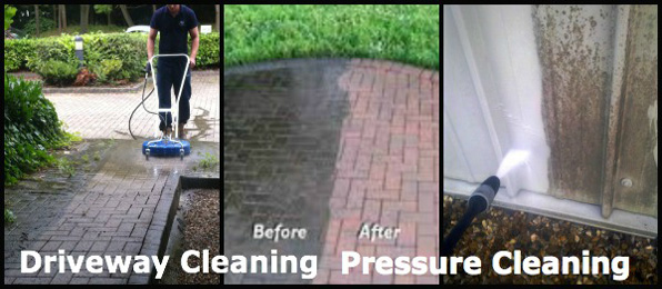 Driveway cleaning Luton